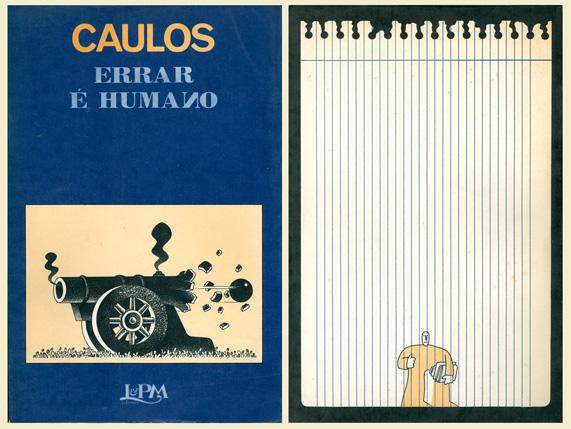 Errar é Humano - L&PM Editores - 1977 - Esgotado