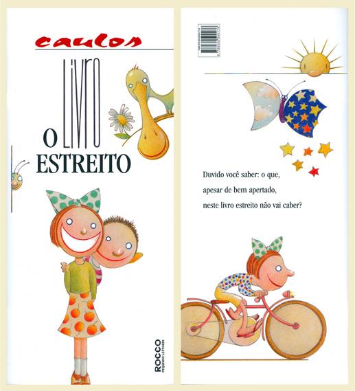 O Livro Estreito - Editora Rocco - 2010
