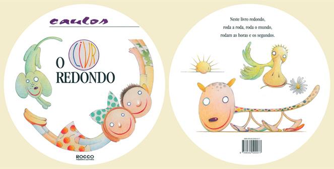 O Livro Redondo - Editora Rocco - 2010