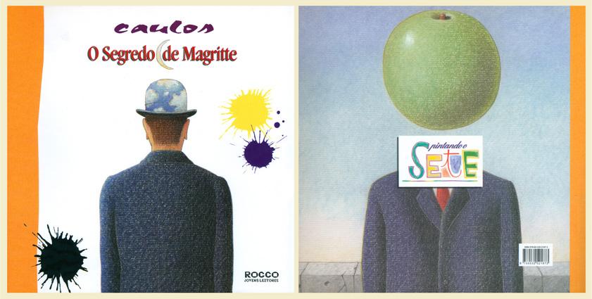 O Segredo de Magritte - Editora Rocco - 2007