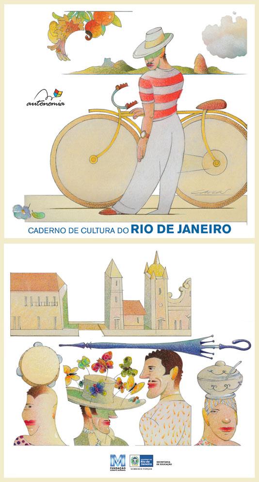 Caderno Cultura do Rio de Janeiro