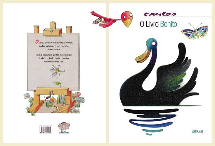 O Livro Bonito - Editora Rocco 2015